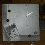 時計1・淡路島・瓦・体験・観光・グルメ・かわらや